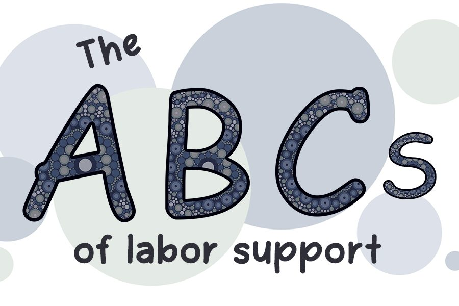 ABCs of labor support header